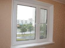 Робимо власноручно відкоси на вікнах із пластику
