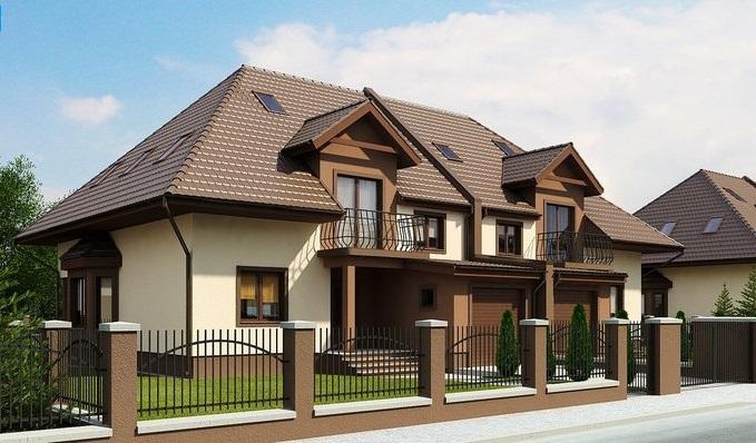 Готові проекти будинків