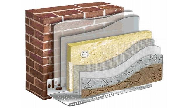 Утеплення стін у будинку