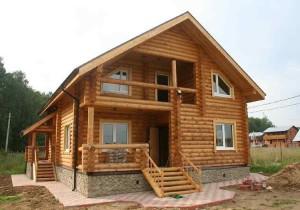 Дерев'яний будинок, як альтернатива для будівництва