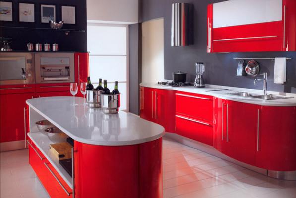Картинки по ремонту кухонь - дизайн.