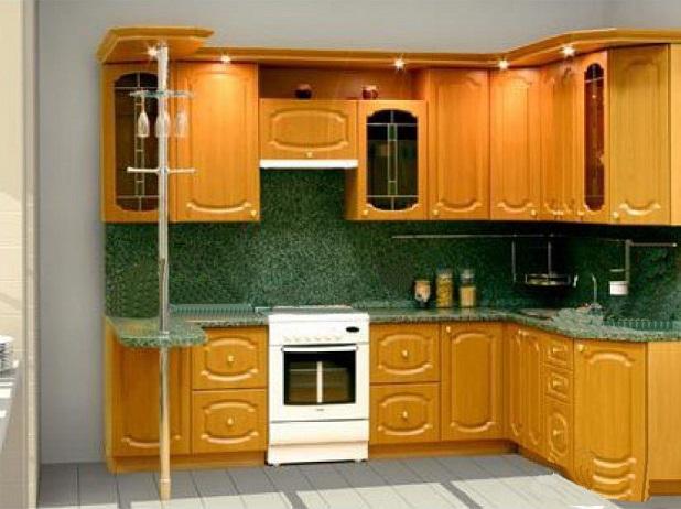 види ремонту кухонь на фото