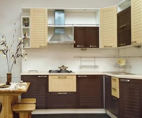 ремонт кухні на фото 2014