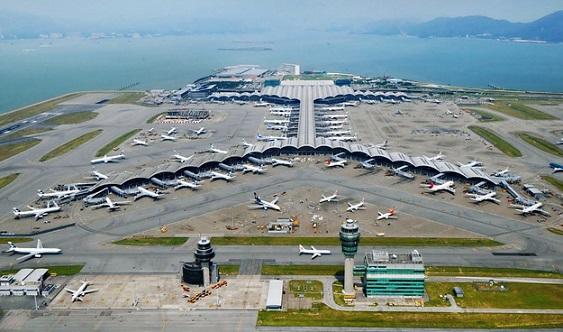 Аеропорт Чхеклапкок у Гонконгу