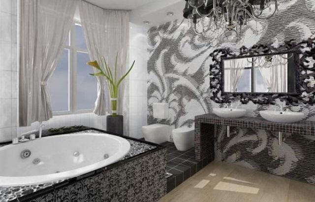 Ремонт ванної кімнати.