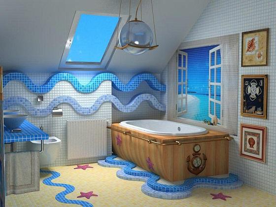 ремонт ванної кімнати фото