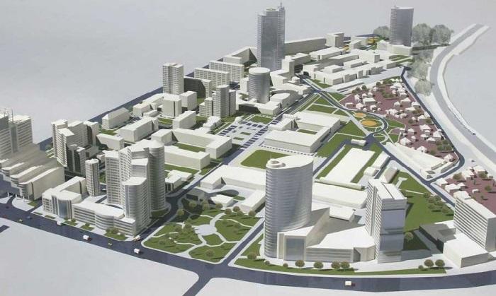 Новий Генплан Києва - менше хмарочосів і більше зелені