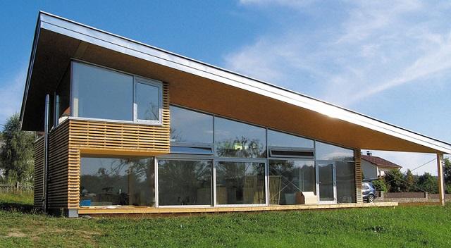 Пасивний будинок або будівля майбутнього.
