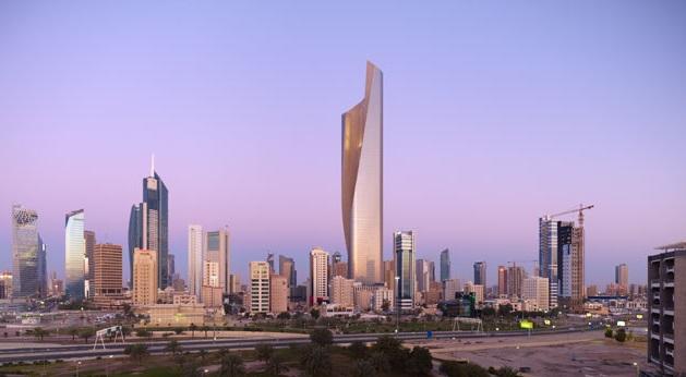 Самий високий будинок Кувейту