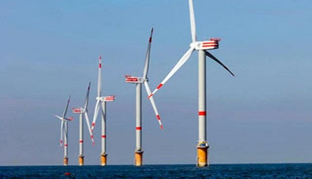 Найбільший у світі проект вітряної електростанції