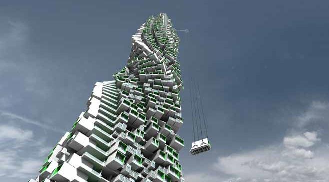 Проект будівництва житла - інновації майбутнього