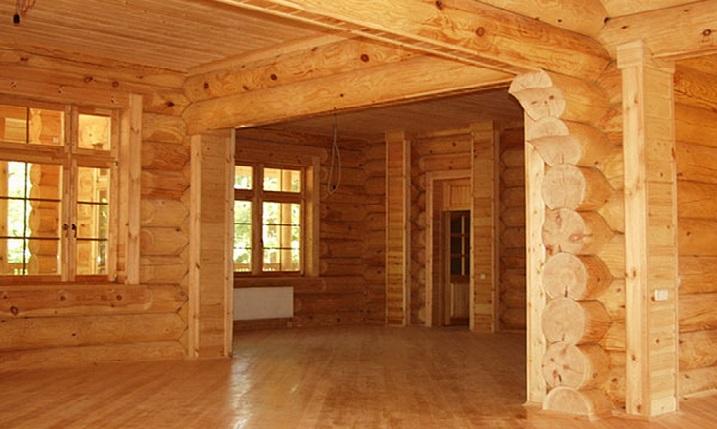 Монтаж електропроводки дерев'яного будинку