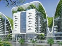 У Каїрі планують збудувати ультра-зелений, енергозберігаючий комплекс.