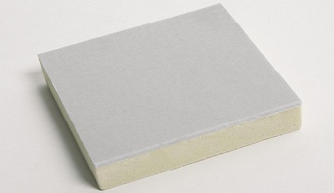 Обшивка стін з поліпшеною ізоляцією.