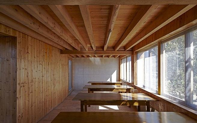 При будівництві музею паперового ремесла в Китаї не було використано жодного цвяха