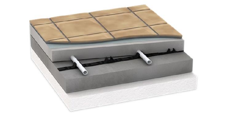 Стяжка підлоги, яка має бути товщина?
