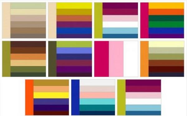Сочетание цветов в дизайне сайта