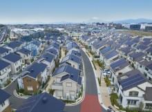 Відкрито нове еко-місто Фуджісава в Японії