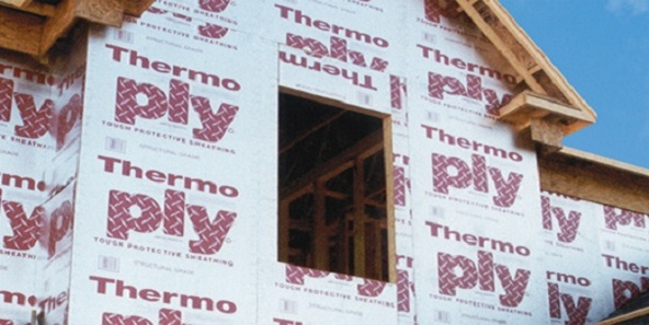 Компанія з Мічигану пропонує структурні панелі з переробленого картону для обшивки стін...