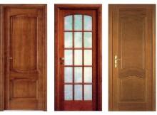 Бамбукові двері - нові рішення для кімнати.
