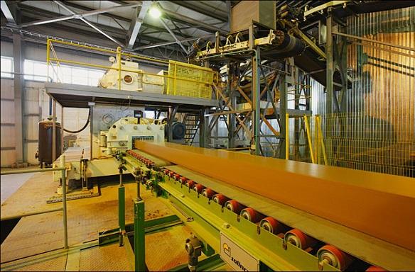 Виробництво цегли.