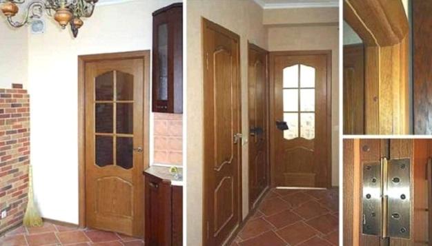 Як встановити міжкімнатні двері?