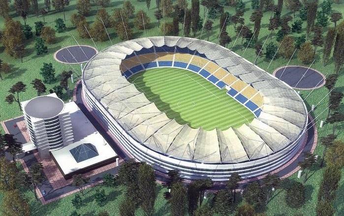 ФІФА і УЄФА виступлять спонсорами будівництва міні-стадіонів в Україні