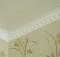 Як обрізати і приклеїти плінтус на стелю?