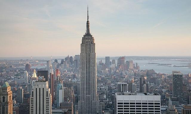 Найвищий хмарочос у Нью-Йорку.