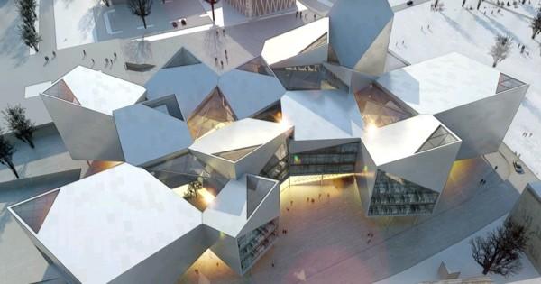 «Starchitect», або «зірка архітектури» - так називають зодчого із Данії Бьярке Інгельсу