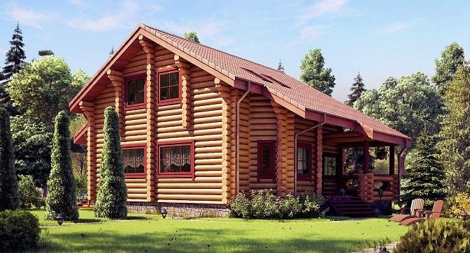 Дерев'яні будинки — переваги і недоліки
