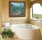 Дизайн ванної кімнати на фото.