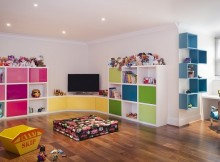 Дитячі кімнати дизайн на фото.