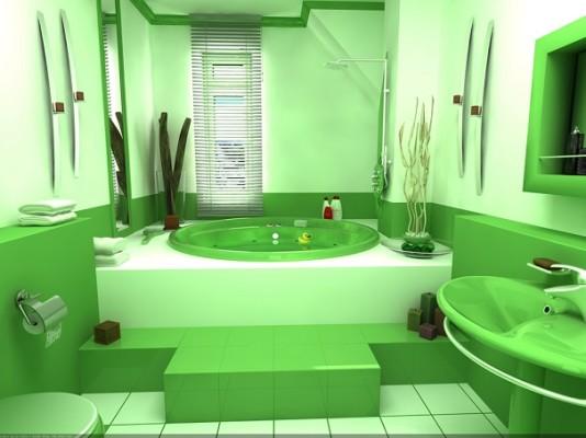 дизайн ванної кімнати на фото
