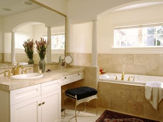 сучасний дизайн ванної кімнати фото