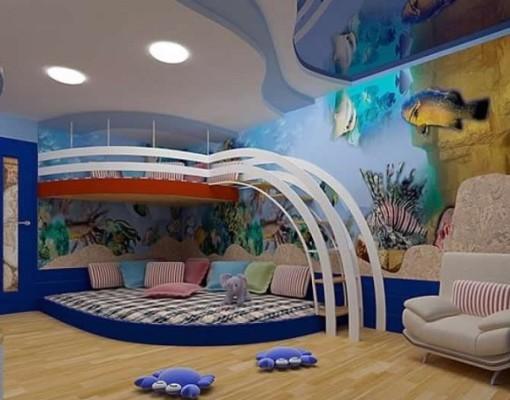 дитячі кімнати дизайн фото