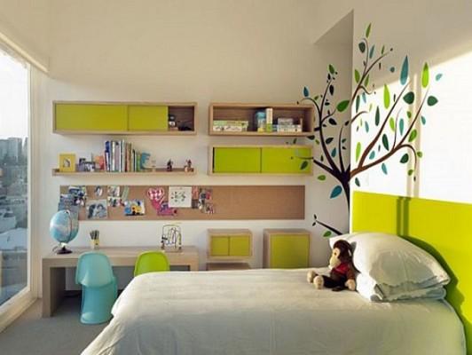 дизайн дитячої кімнати для діваток