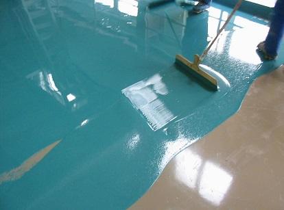 Поліуретанові підлоги