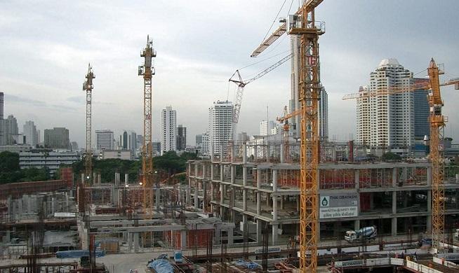 Крадіжки будівельної техніки на будівельних майданчиках США.