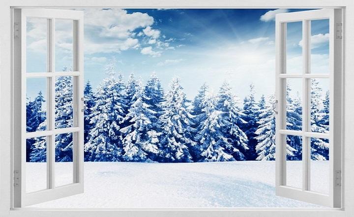 Установка пластикових вікон взимку