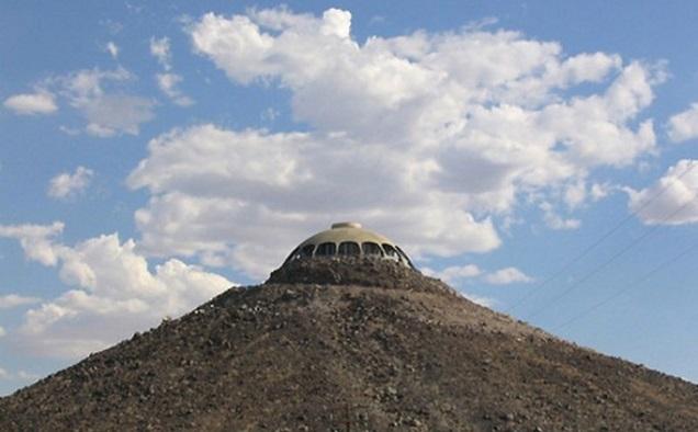 Будинок на вершині вулкана - інноваційне диво
