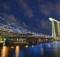 Інноваційний міст Хелікс в Сінгапурі