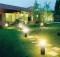 Освітлення садової ділянки