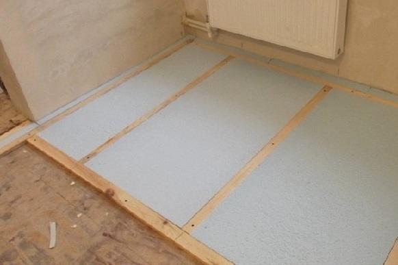 Як покласти плитку на підлогу?