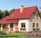 Дачні будинки економ