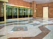 Шліфування та полірування гранітної (кам'яної) підлоги