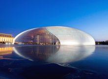 Оперний інноваційний театр в Пекіні.
