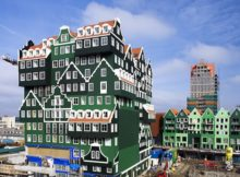 Готель в Заандаме - Нідерланди.