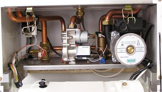 Як самому почистити газовий котел?