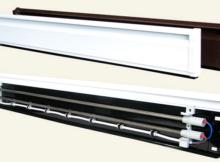 Теплий плінтус — новинка опалювальних систем